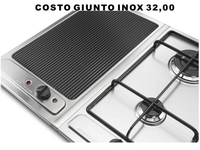 Bh02x piano cottura 30 incasso cucina nardi bh02x 2 - Piastre elettriche da incasso ...