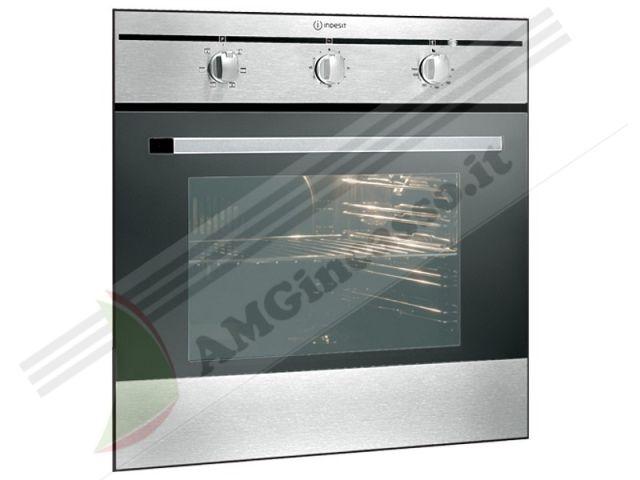 Fim51k aix forno incasso cucina indesit fim 51 k a ix - Forno da incasso indesit ...