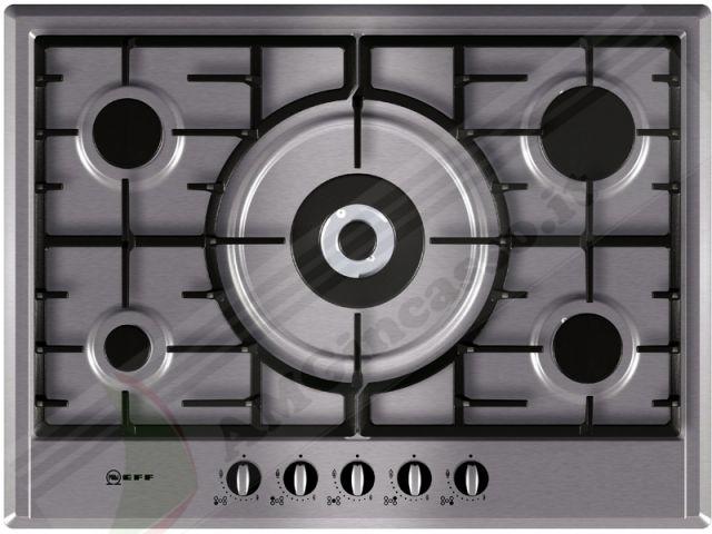 T25S56N0 - Piano Cottura 70 incasso cucina Neff T25S56N0 5 Fuochi di ...